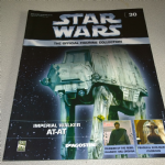 DeAgostini Star Wars figurine collection At-At magazine #30